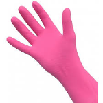 Marigold Type Gloves Pink
